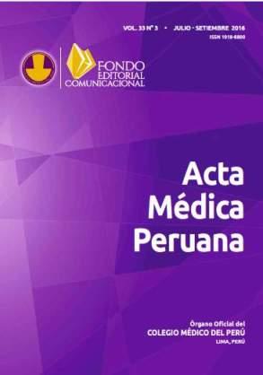 Acta Medica Peruana